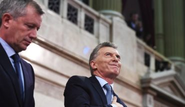 The impact of the discourse of Macri