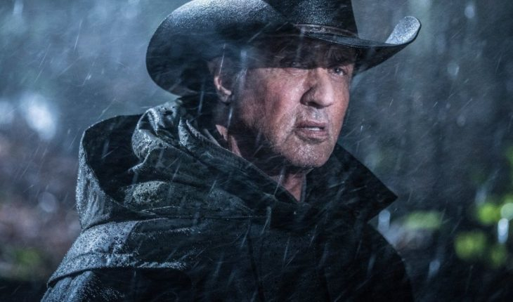 The new Rambo movie premieres in September