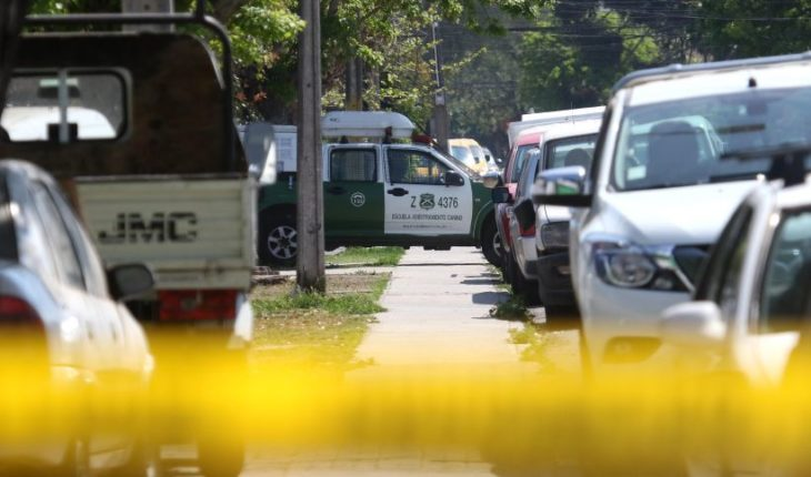 They are investigating whether remains found in Huechuraba correspond to Fernanda Maciel