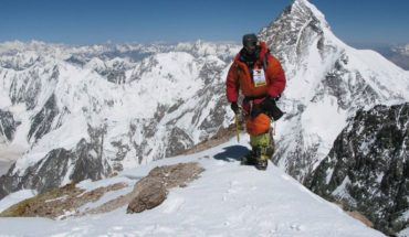 They are two climbers killed in Pakistan mountain