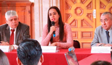 They perform Legislative Conference on notary issues at the Congress of Michoacán