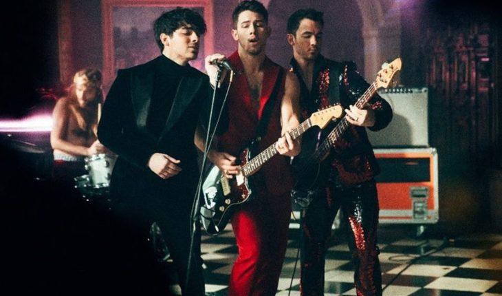 """Thus sounds """"Sucker"""", lo nuevo de the Jonas Brothers"""