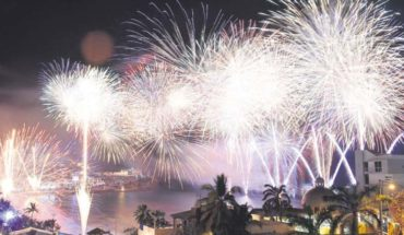 Thus the spectacular Naval Battle in the international Carnival of Mazatlan 2019 is lived