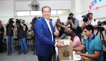 Thus voted the leading candidates in Neuquén