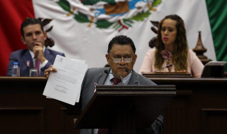 To strengthen citizen participation Act, Fermín Barnabas urges