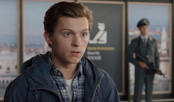 """Tom Holland y un misterioso tweet: ¿llega nuevo trailer de """"Spider-Man""""?"""