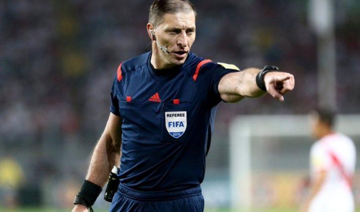 Tres árbitros argentinos dirigirán en la Copa América 2019