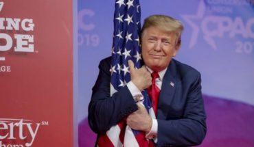 "Trump believes that ""Socialist"" trend of Democrats favor re-election"