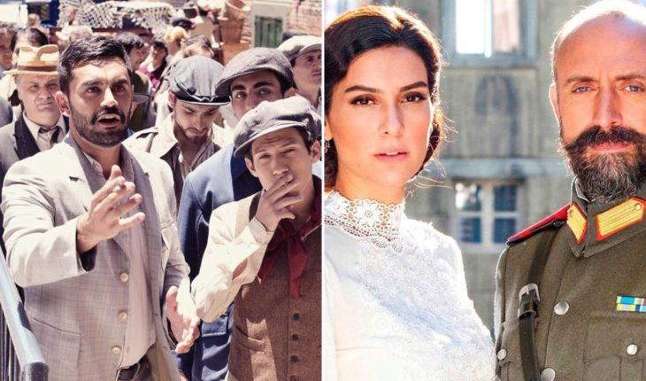 Two screens, two blockbusters: the debut of ATAV and Mi vida eres tú