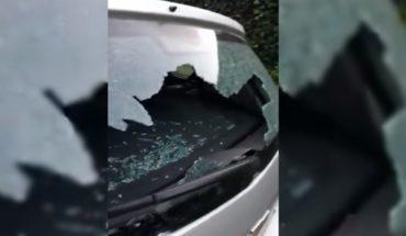 Un taxista atacó a los tiros a un Uber en el barrio de Palermo