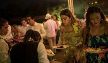 Una lujosa boda llena de comida y famosos causa polémica en Venezuela
