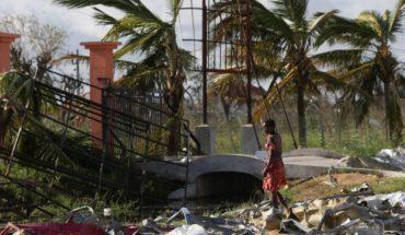 Van más de 600 muertos por el ciclón Idai en Mozambique y Zimbabue