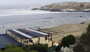 Vecinos de Cachagua critican autorización del municipio de Zapallar para una fiesta de matrimonio en una playa pública