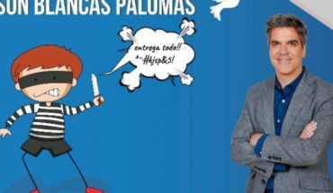Were not the children first: the unusual poster of the Deputy Fuenzalida (RN)