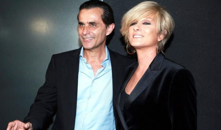 Who are the children of Humberto Zurita and Christian Bach