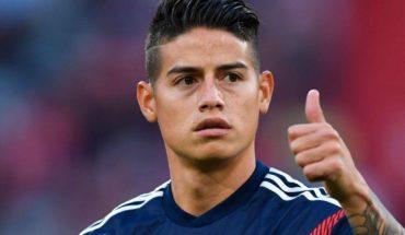 ¡Bombazo! James Rodríguez será el nuevo fichaje del Arsenal para el verano