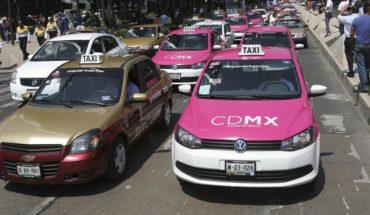 ¿Manejas taxi? Hay nuevas medidas para licencia y revista