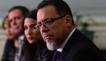 """""""Es insuficiente"""": Lagos Weber cuestionó efectividad del Plan de Descontaminación para Concón, Quintero y Puchuncaví"""