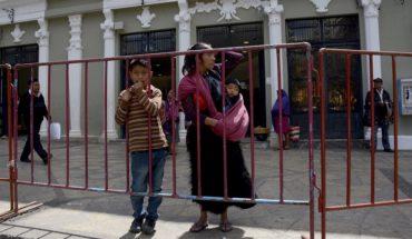 13 indígenas presos tienen casi un mes en huelga de hambre