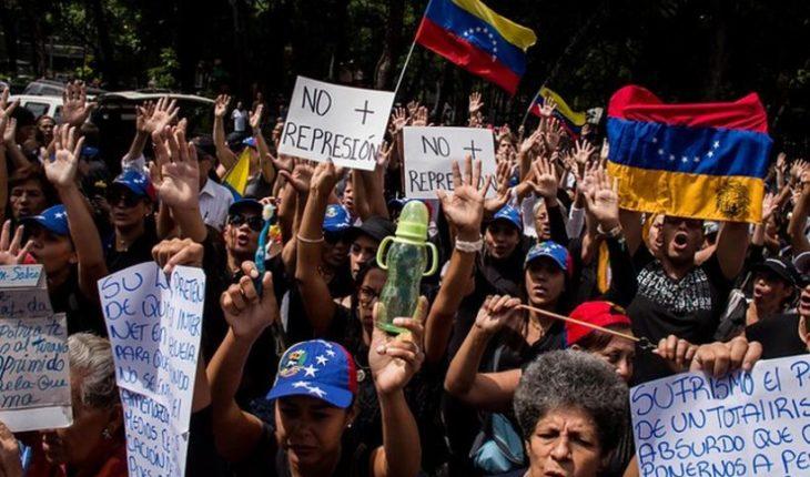 28 miembros de la Unión Europea discutirán divididos este lunes extender las sanciones a Venezuela