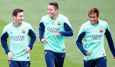 Adriano confiesa el arrepentimiento de Neymar por dejar Barcelona