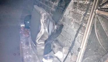 Adulto mayor muere calcinado en un hogar de Zinapécuaro, Michoacán