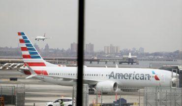 American Airlines extiende cancelaciones de vuelos