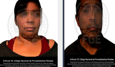 Aprenden a pareja implicada en un homicidio en Hidalgo, Michoacán