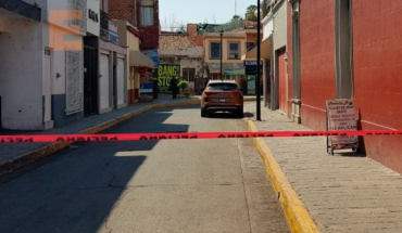 Balean a hijo de regidor en el centro de Zamora, Michoacán