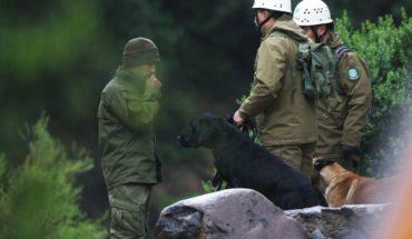 Buscan a mujer tras presunta agresión ocurrida al interior de terreno militar en San Bernardo
