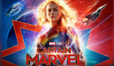 Capitana Marvel llega a los mil millones de dólares en taquilla