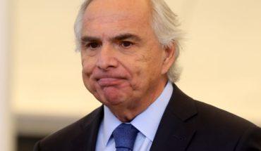"""Chadwick tras anuncio de investigación contra Ubilla: """"Ha actuado con total apego a la ley"""""""