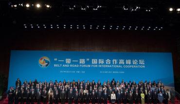 I Foro de la Franja y la Ruta para la Cooperación Internacional realizado en Pekín (China) en 2017. Foto: The Russian Presidential Press and Information Office (Wikimedia Commons / CC BY 4.0). Blog Elcano