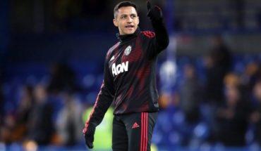 Con Alexis en el banco: El United cayó goleado en su visita al Everton