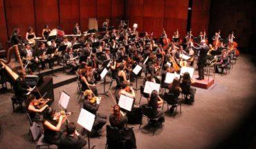 Concierto gratuito de Orquesta Sinfónica Juvenil en Aysén