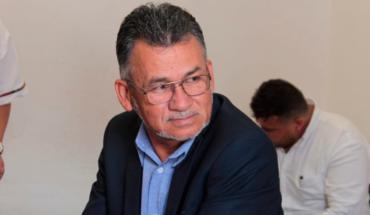 Condena Sergio Báez, homicidio de alcalde de Nahuatzen, Michoacán
