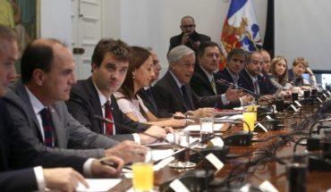 Consejo de Gabinete: Piñera pidió honestidad y humildad a sus ministros