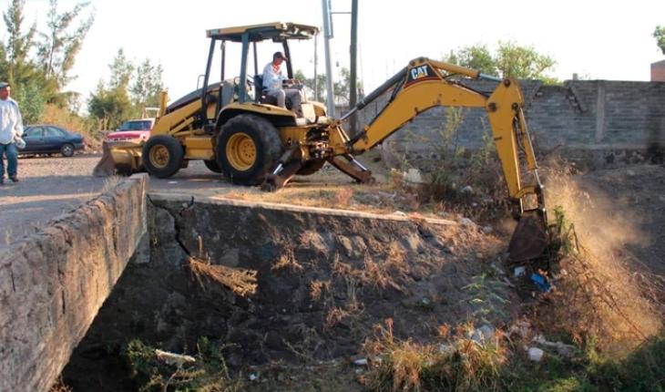 Continúa el gobierno de Puruándiro con la realización de obras prometidas a la gente