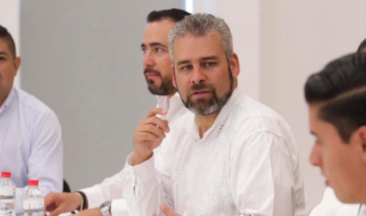 Convoca Alfredo Ramírez a gestionar una Zona Libre para Lázaro Cárdenas