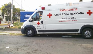 Cruz Roja Morelia atiende 600 casos al mes