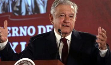 Defiende AMLO dar escoltas a Vicente Fox y Felipe Calderón