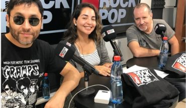 Narea y Tapia en Rock & Pop