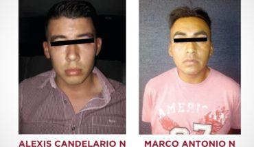 Detienen a dos por asesinato de exintegrante del Estado Mayor