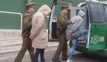 Detienen a dos sujetos por robo con intimidación en Pedro Aguirre Cerda