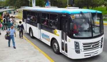 Detienen a hombre por grabar a joven en transporte de la UNAM