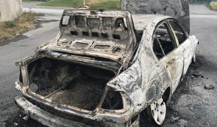 EEUU investiga incendios no provocados en autos