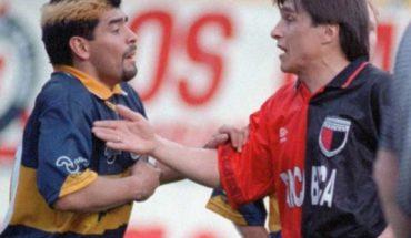 """El emocionado recuerdo de Maradona a Toresani: """"Pensar que lo quise pelear y hoy lo lloro"""""""