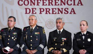 Ellos son los militares que comandarán la Guardia Nacional