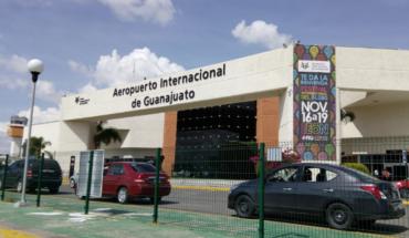 Encapuchados roban 20 mdp en aeropuerto de Guanajuato