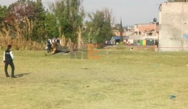 Encuentran el cadáver de una mujer con signos de violencia en una cloaca en Morelia, Michoacán